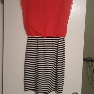 3219cdacfd Maurices Dresses - NWT: Maurices Silky Top w/ Short Midi Skirt Dress